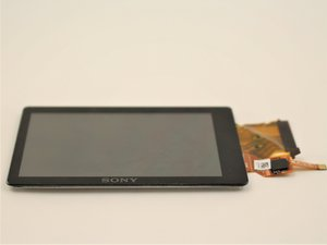 Sony α6500 LCD Screen Replacement