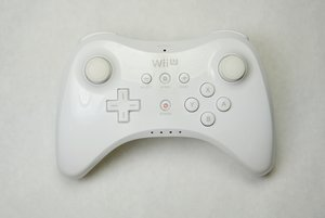 Nintendo Wii U Pro Controller Troubleshooting