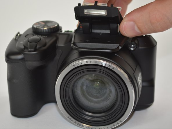 Fujifilm FinePix S8630 Flash Lid Spring  Replacement