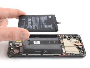 Remplacement de la batterie du Xiaomi Mi 9