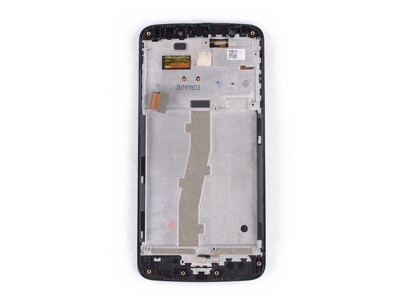 Motorola Moto E4 (XT1762) Displayeinheit tauschen