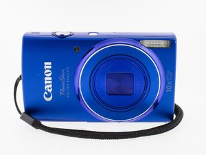 Canon PowerShot ELPH 150 IS Troubleshooting