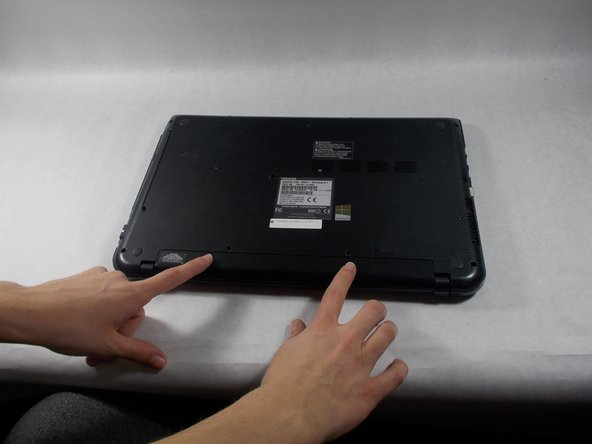 Toshiba Satellite L55t-B5271 Battery Replacement