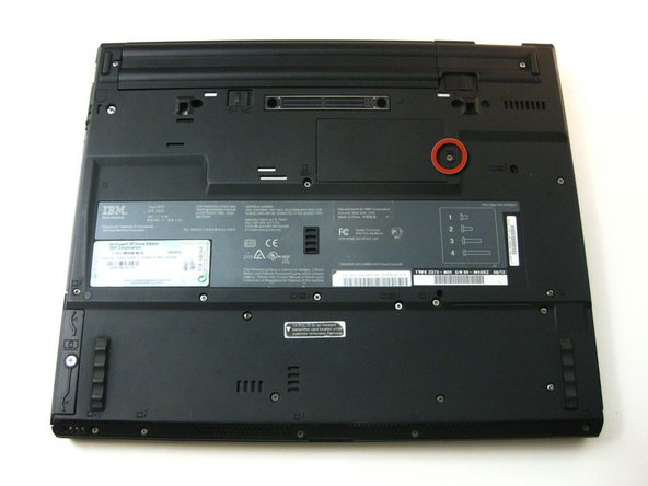 IBM ThinkPad T42 RAM Replacement