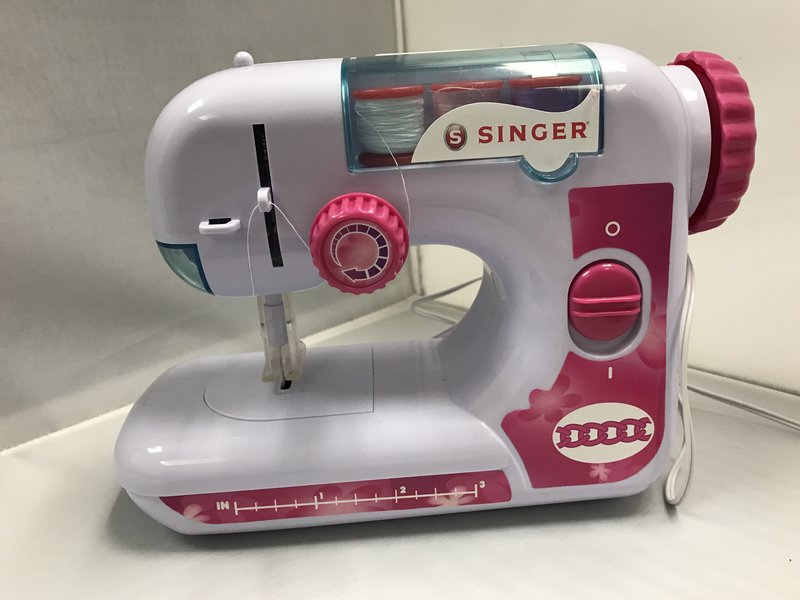 Singer Junior Toy Sewing Machine