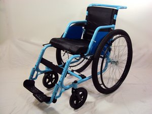GEN 2 Wheelchair Teardown