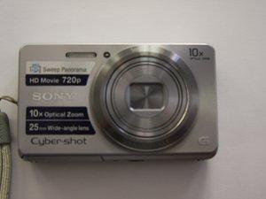 Sony Cyber-shot DSC-W690 Toubleshooting