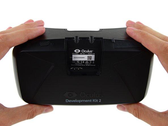 Oculus Rift Development Kit 2 Teardown Ifixit