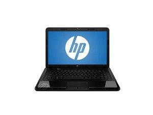HP 2000Z-2 Repair