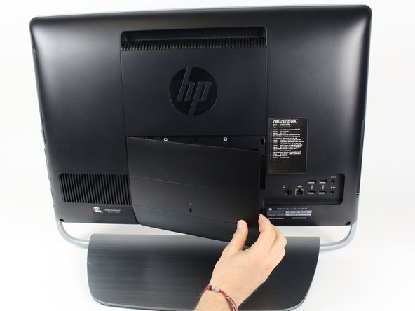 HP Envy 23-d060qd TouchSmart Back Panel Replacement