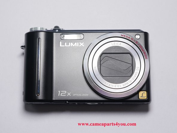 Panasonic Lumix DMC-ZS1 LCD Display Screen Replacement
