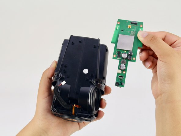 Google Home Motherboard Replacement