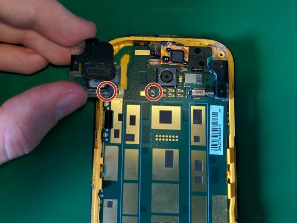 Telstra Dave 4G ZTE T83 Back Speaker Replacement