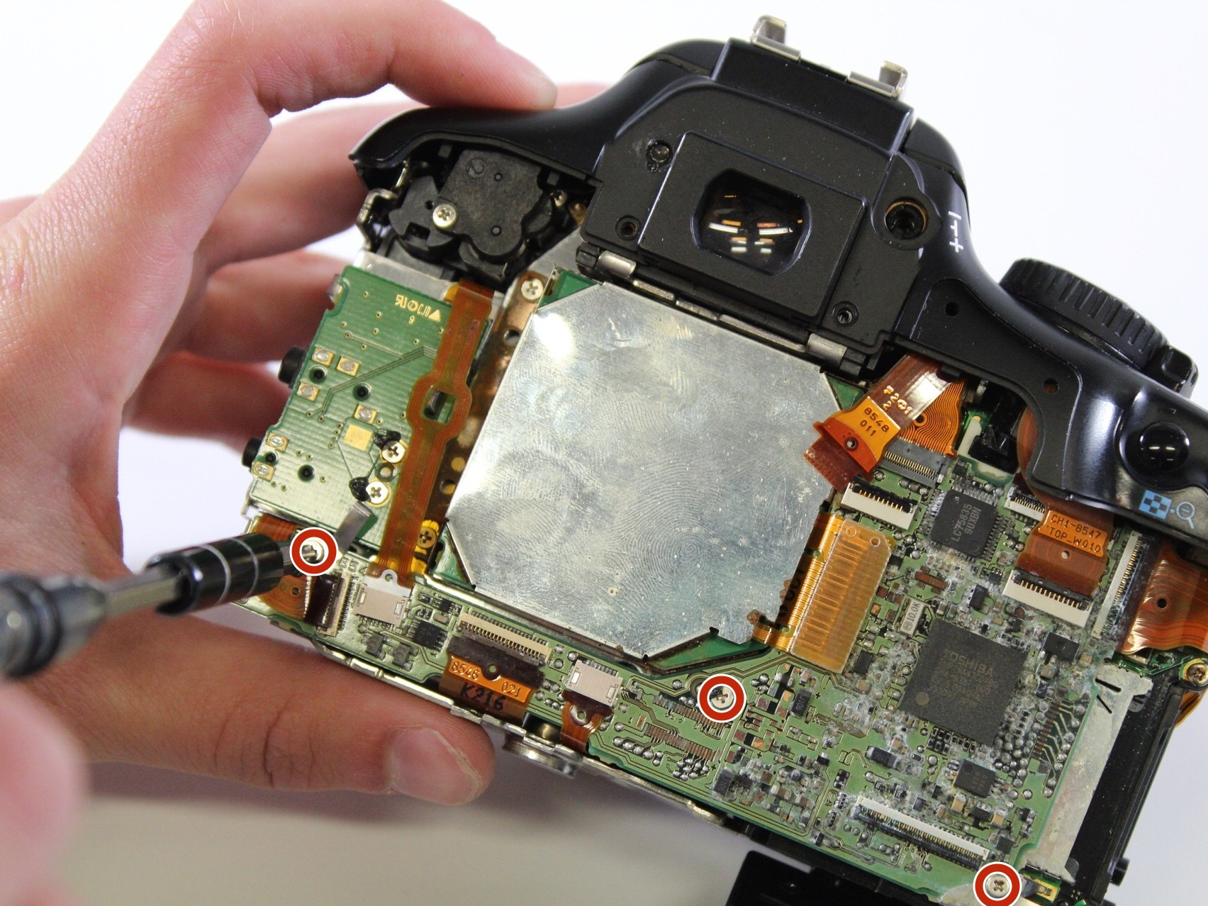 canon eos rebel xsi mother board replacement ifixit repair guide rh ifixit com EOS Rebel XSi 450D Canon 450D Manual