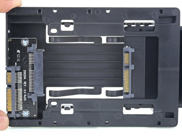 Follow the next steps if you are replacing your hard drive with an SSD kit.