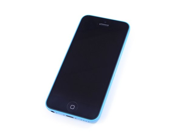 Image 1/2: What makes the iPhone 5c different from the iPhone 5s? We're bent on finding out. For starters, the rear case is composed of plastic—looks like our work here is done…