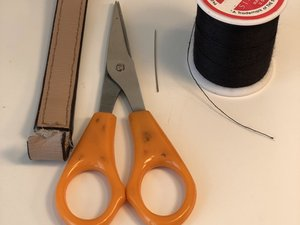 How to Repair a Purse Strap