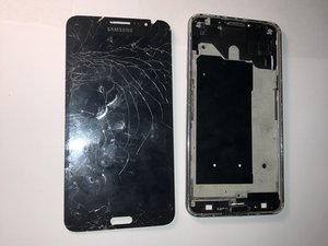 Screen & Digitizer Assembly