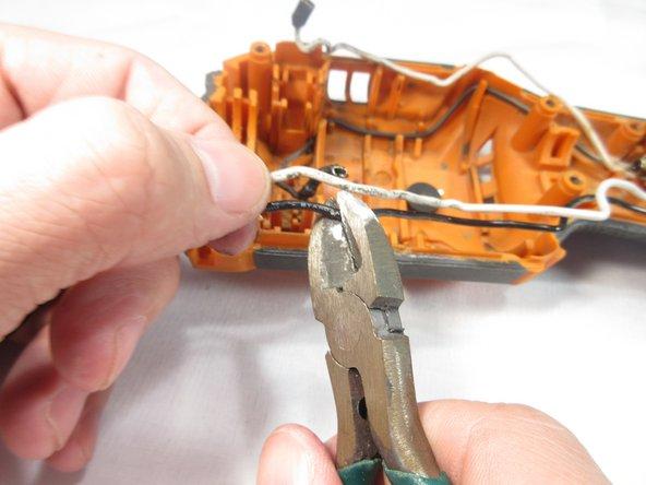 Ridgid JobMax R2851 Series B Cord Replacement