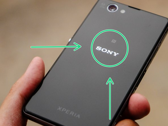 How to repair wi-fi wireless connection Sony Xperia Z3 Compact