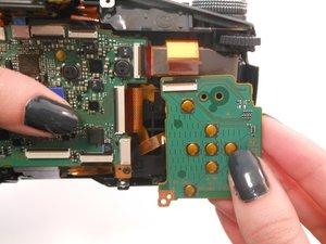Control Button Sensory Panel