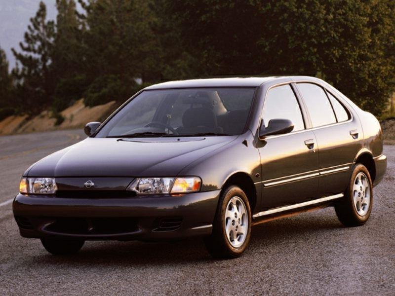 1995-1999 Nissan Sentra Repair (1995, 1996, 1997, 1998 ...