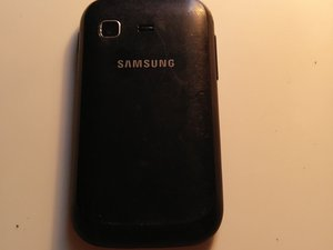 Samsung Galaxy Pocket (GT-S5300) Teardown