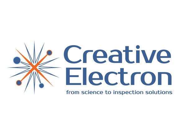 Und ebenfalls ein großes Dankeschön an das Creative Electron Team für ihre tolle Unterstützung beim Röntgen!