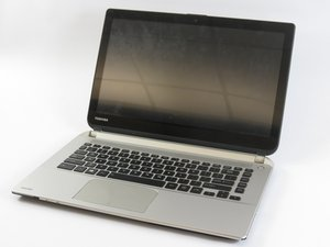 Toshiba Satellite E45t-B4300 Repair