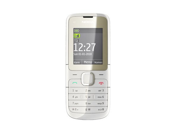 Nokia C2-00 Repair