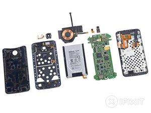 Nexus 6 拆解