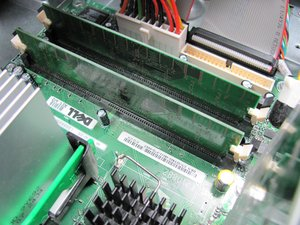 Dell Dimension 4600 RAM Replacement