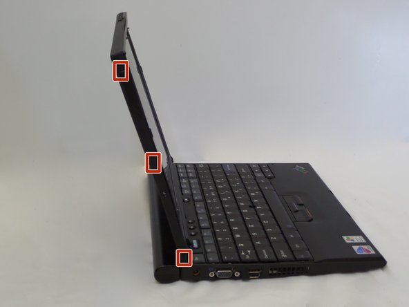 IBM ThinkPad X41 LCD Screen Replacement