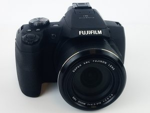 Fujifilm FinePix S1 Repair