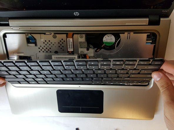 HP Folio 13t-1000 Keyboard Replacement