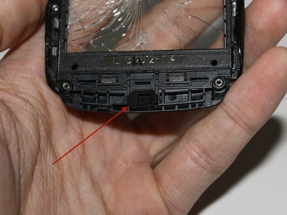 Something very easy to forget - remove the tiny rubber gasket for the microphone, and place it in the new front panel