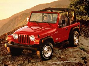 Jeep Wrangler Repair