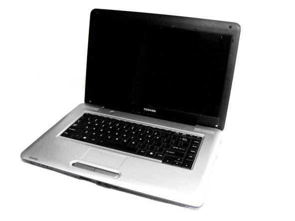 Toshiba Satellite L455 S5000 Ifixit