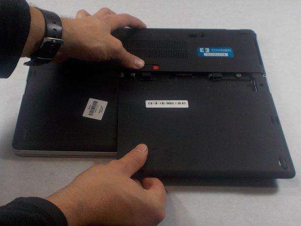 Reemplazo de la batería de HP Elitebook Folio 9470m