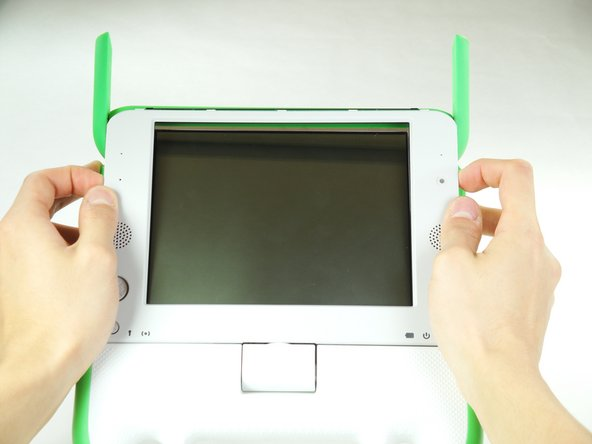OLPC XO-4 Touch Screen Frame Replacement