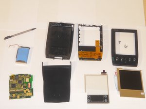 Palm IIIc Teardown