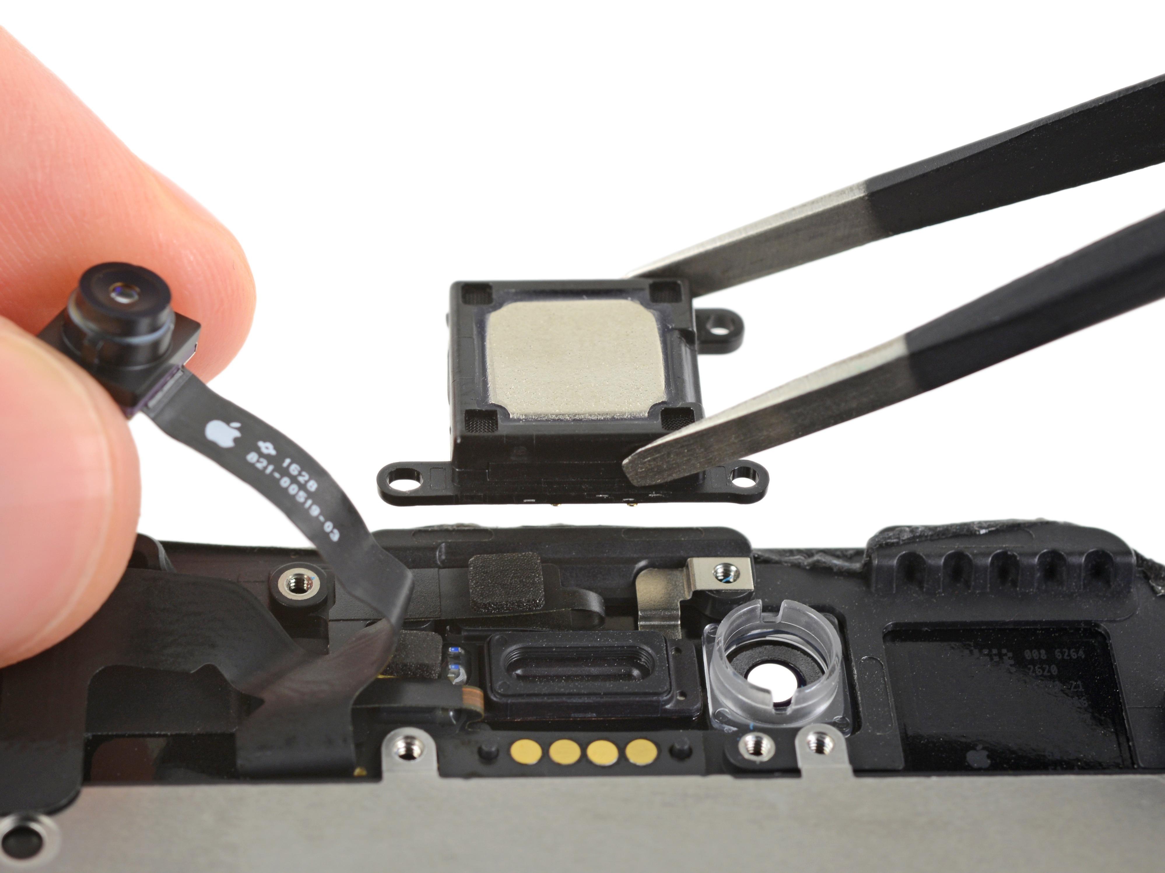 Iphone 7 Plus Repair Ifixit Headphone Jack Wiring Diagram Further Touch Tone Phone Earpiece Speaker
