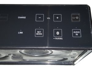 How to fix touch buttons on Sony SRS-X7