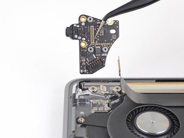"""MacBook Air 13"""" Retina Display 2019 Audio Board Replacement"""