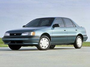 1990-1995 Hyundai Elantra Repair