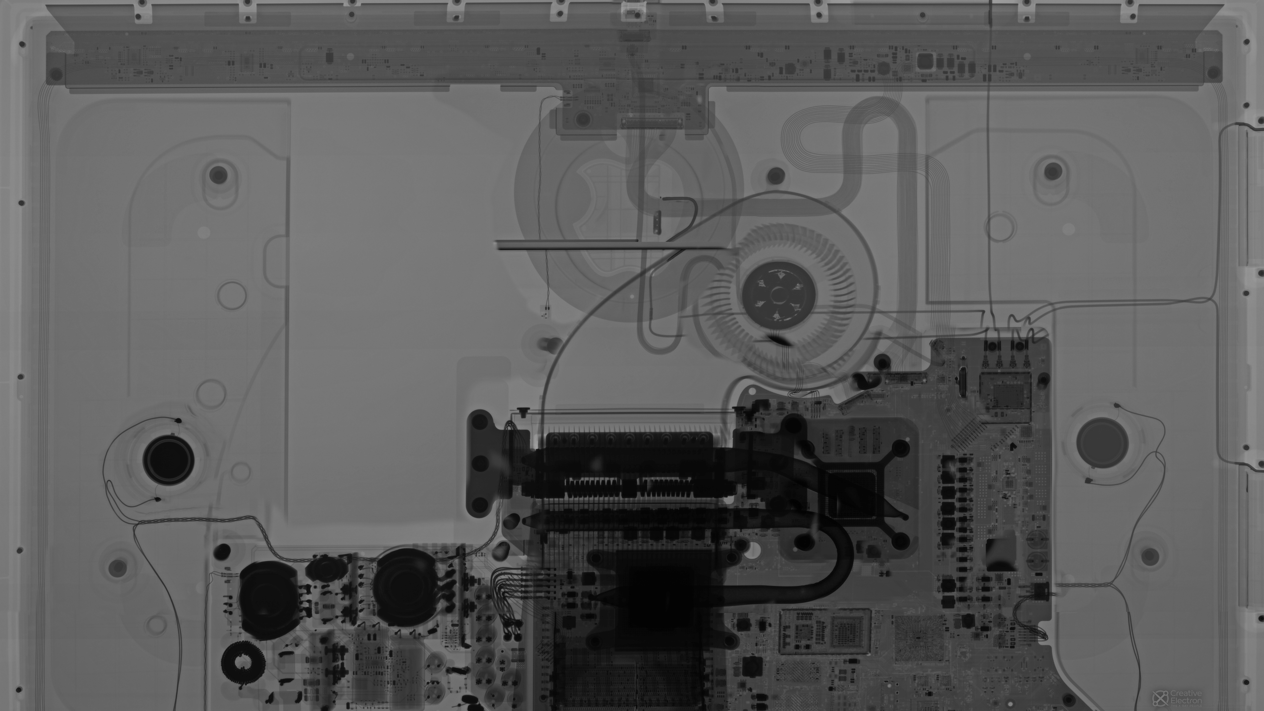 See Through Your Last Of Its Kind Imac 27 With Our Teardown And X Ray Wallpapers Ifixit