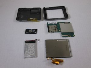 Garmin Nuvi 200 Teardown