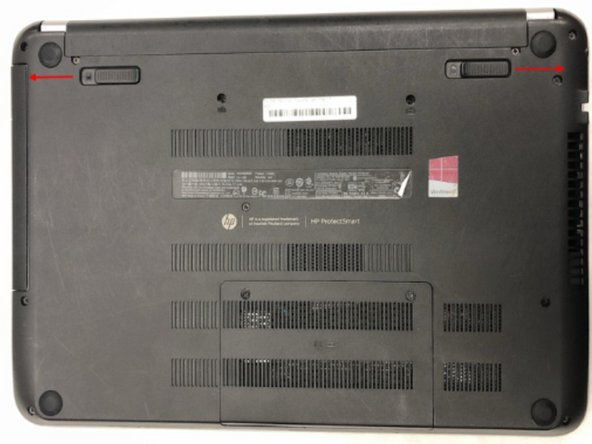 HP Pavilion TouchSmart 14z-n100 Hard Drive Replacement