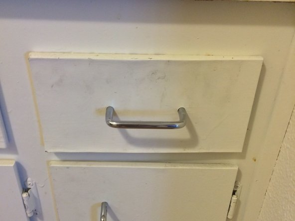 How to Fix a Sticking Kitchen Drawer