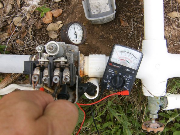 Well Pump Pressure Switch Replacement - iFixit Repair Guide Water Ace Pump Wiring Diagram on